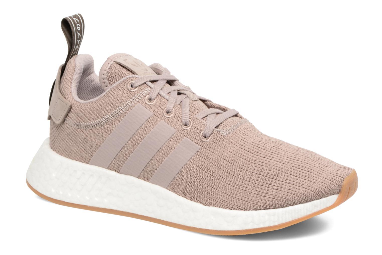 Sneaker Adidas Originals Nmd_R2 braun detaillierte ansicht/modell