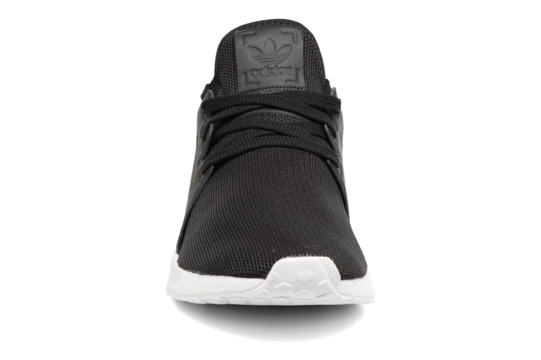 Sneaker Adidas Originals Nmd_Xr1 schwarz schuhe getragen