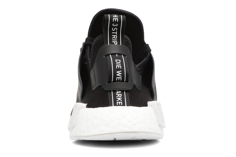 Sneaker Adidas Originals Nmd_Xr1 schwarz ansicht von rechts