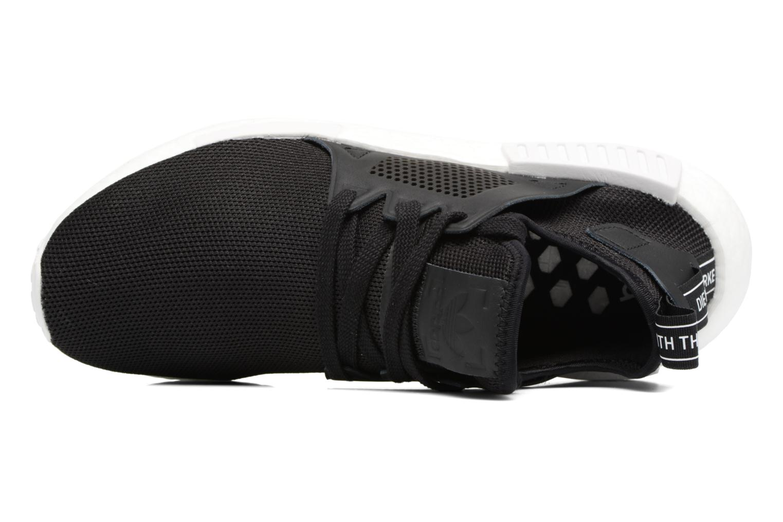 Sneaker Adidas Originals Nmd_Xr1 schwarz ansicht von links