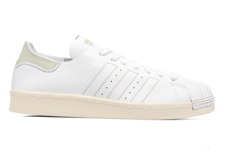 Sneaker Adidas Originals Superstar 80S Decon weiß ansicht von hinten