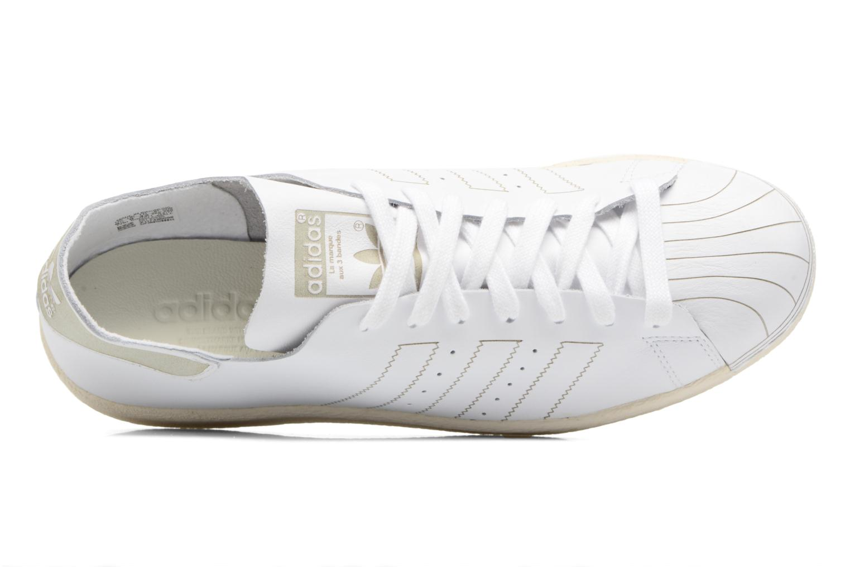 Sneaker Adidas Originals Superstar 80S Decon weiß ansicht von links