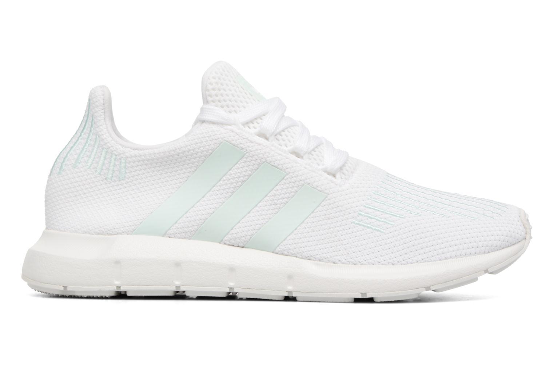 Sneaker Adidas Originals Swift Run W grau ansicht von hinten