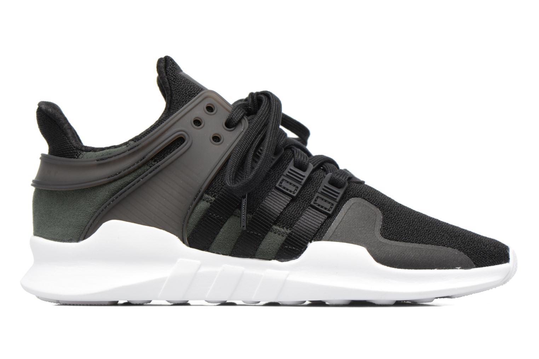 Sneaker Adidas Originals Eqt Support Adv2 schwarz ansicht von hinten