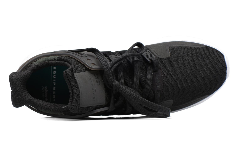 Sneaker Adidas Originals Eqt Support Adv2 schwarz ansicht von links