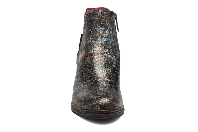 Stiefeletten & Boots Laura Vita Alizee 41 silber schuhe getragen