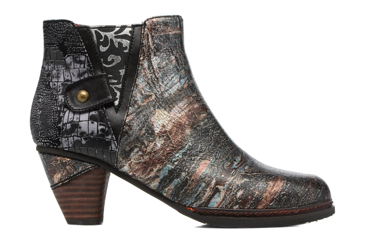 Ankle boots Laura Vita Alizee 41 Silver back view