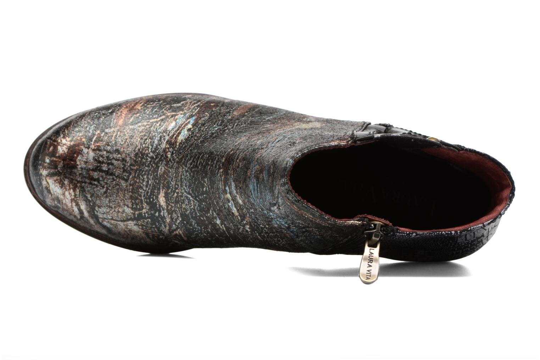 Bottines et boots Laura Vita Alizee 41 Argent vue gauche