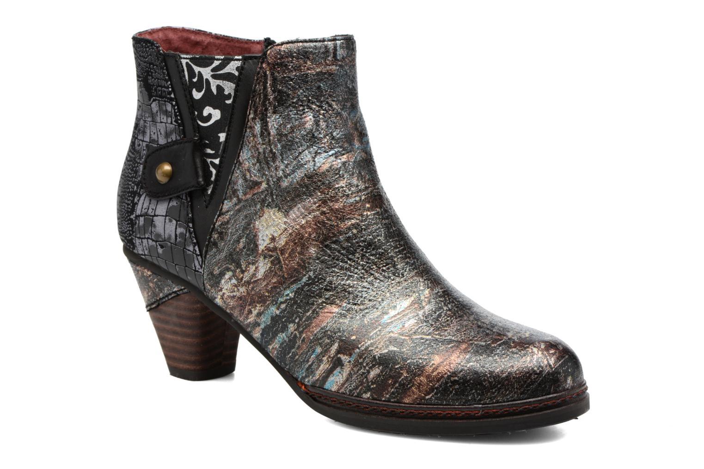 Boots en enkellaarsjes Laura Vita Alizee 41 Zilver detail