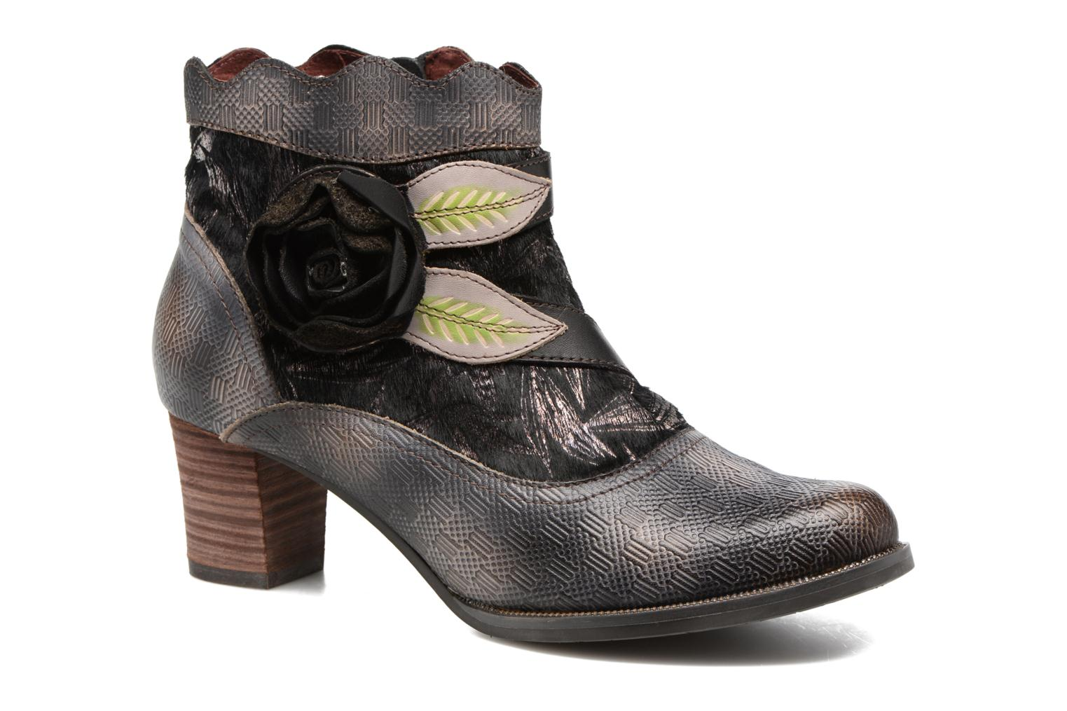 Ankle boots Laura Vita Amelia 18 Black detailed view/ Pair view