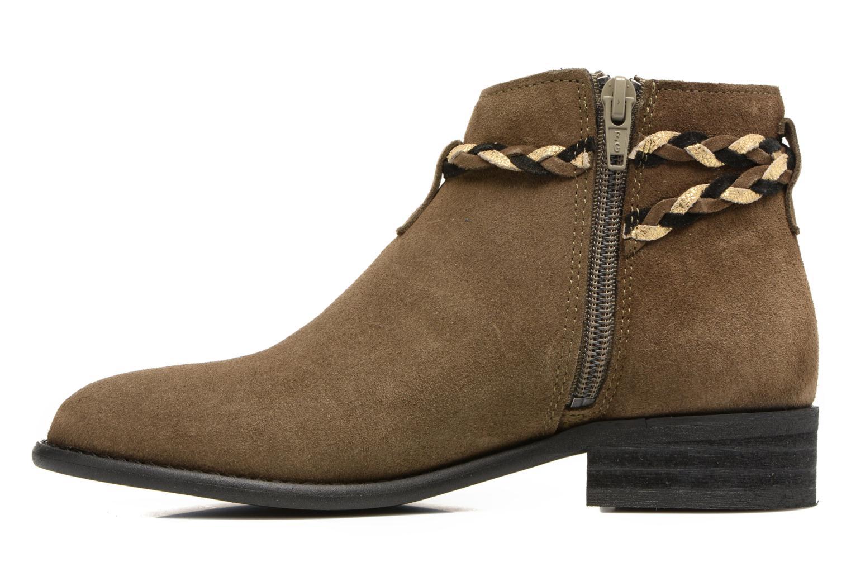 Boots en enkellaarsjes Yep Pietra Groen voorkant