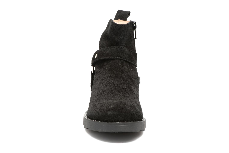Stiefeletten & Boots Yep Patricia schwarz schuhe getragen