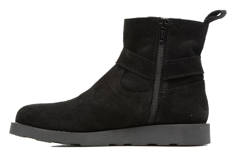 Bottines et boots Yep Patricia Noir vue face