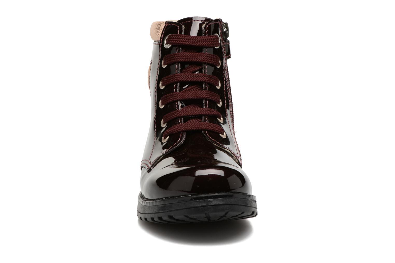 Bottines et boots Primigi Giada Violet vue portées chaussures