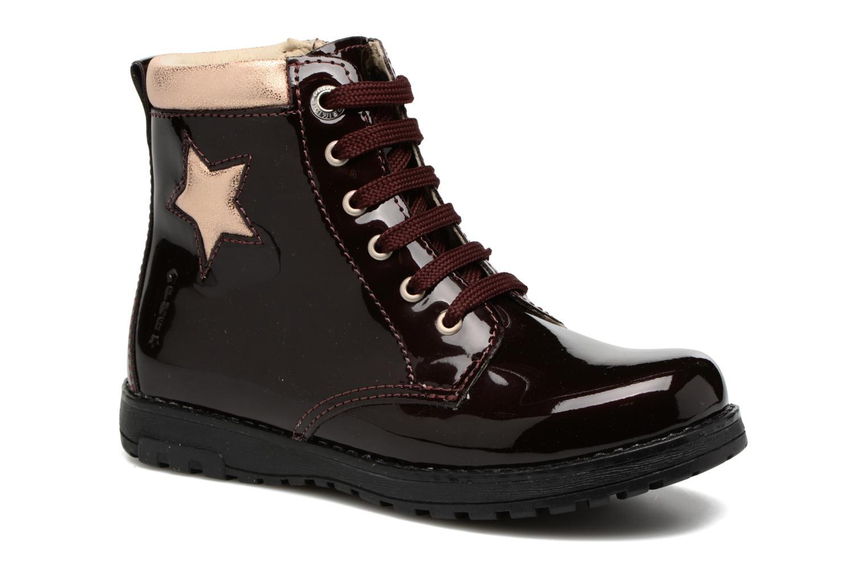 Bottines et boots Primigi Giada Violet vue détail/paire