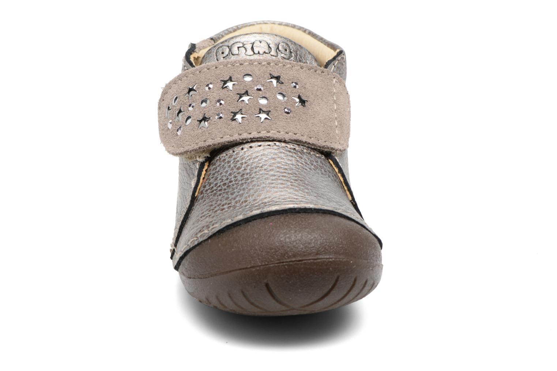 Bottines et boots Primigi Chiara Or et bronze vue portées chaussures