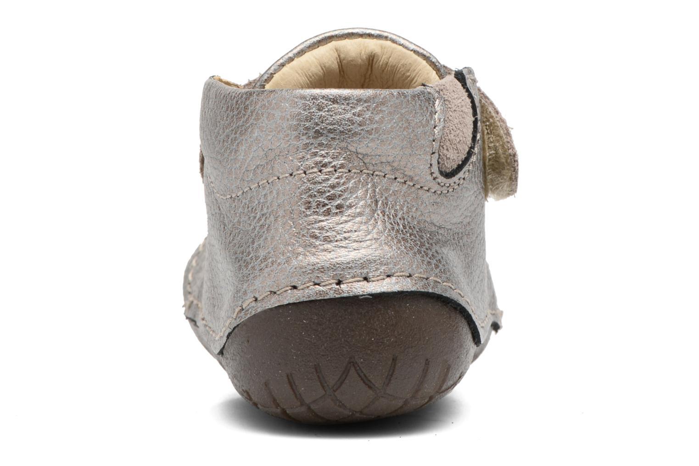 Bottines et boots Primigi Chiara Or et bronze vue droite