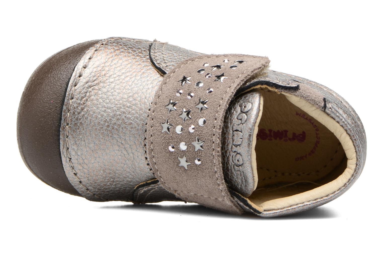 Bottines et boots Primigi Chiara Or et bronze vue gauche