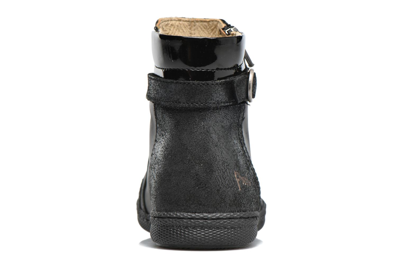 Bottines et boots Primigi Arianna Noir vue droite