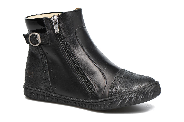 Bottines et boots Primigi Arianna Noir vue détail/paire