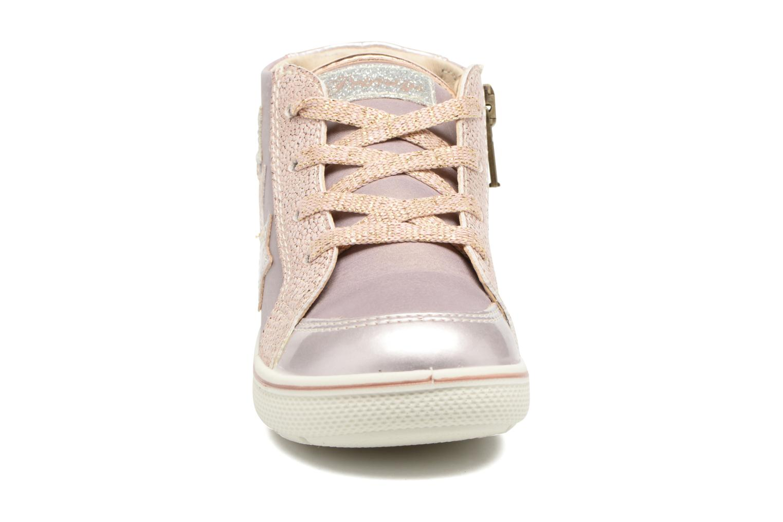 Baskets Primigi Osaria Rose vue portées chaussures