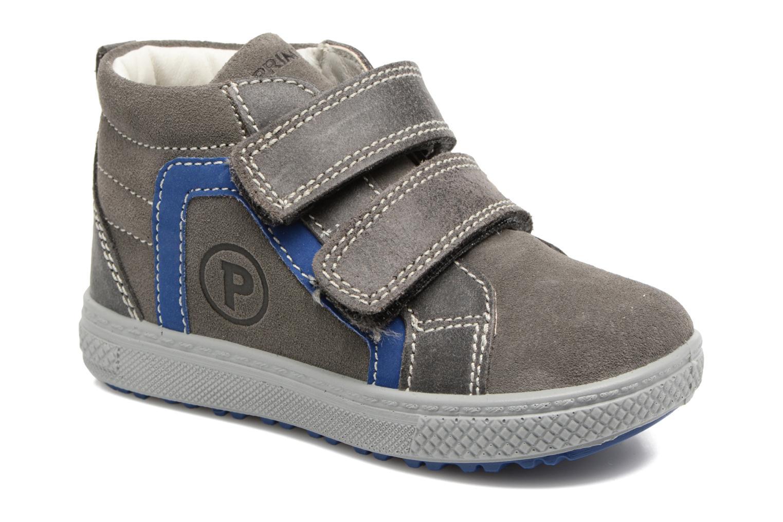 Boots en enkellaarsjes Primigi Giacomo Grijs detail