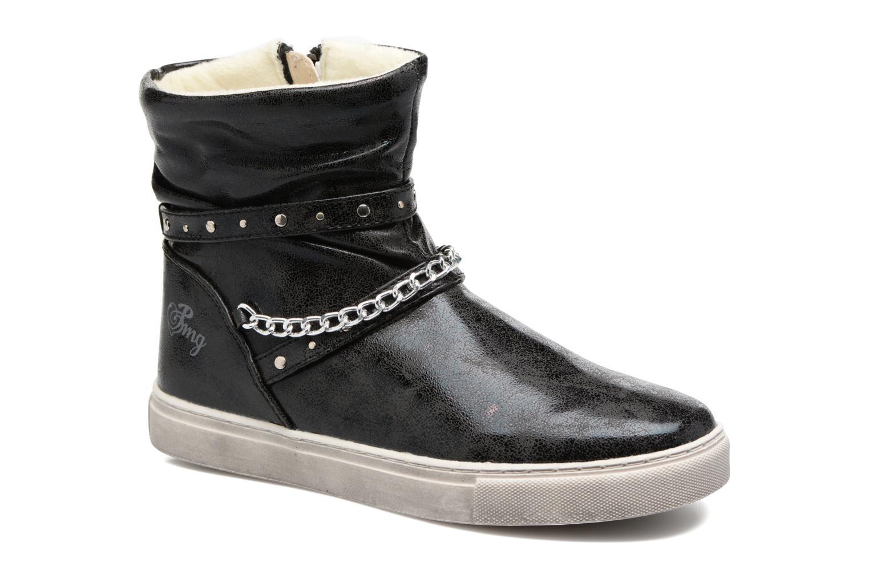 Ankle boots Primigi Marika Black detailed view/ Pair view