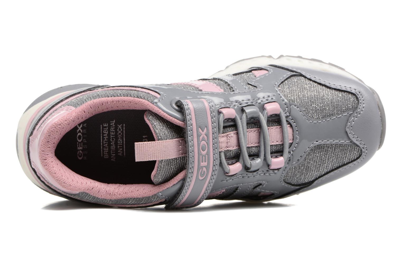 J Bernie G. D  J7411D Grey/pink