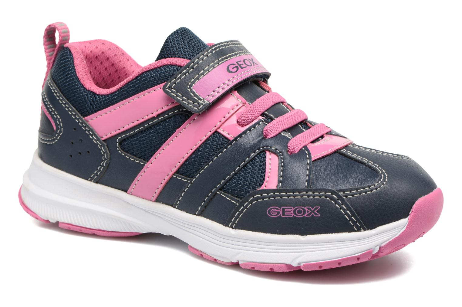 J Top Fly G. A J7428A Navy/Fuchsia