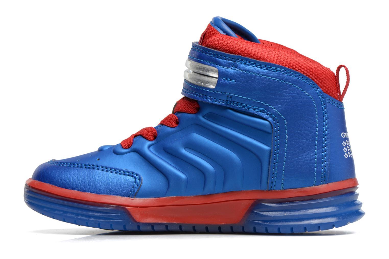 Sneakers Geox J Argonat B. B J7429B Blauw voorkant