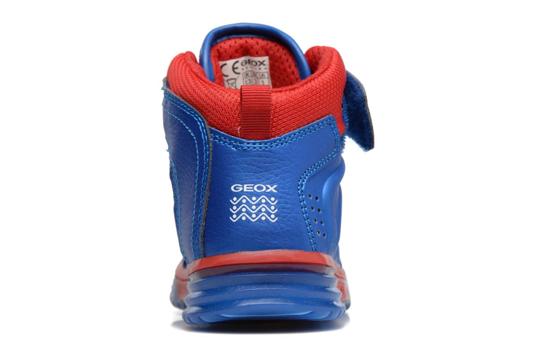 Sneakers Geox J Argonat B. B J7429B Blauw rechts