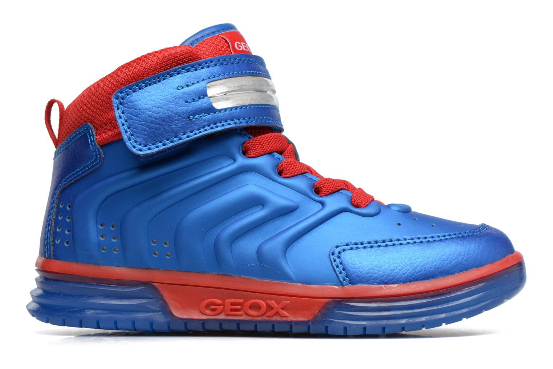 Sneakers Geox J Argonat B. B J7429B Blauw achterkant