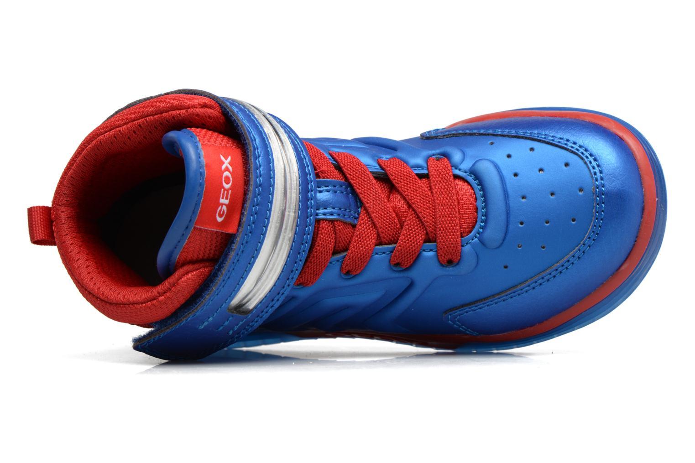 Sneakers Geox J Argonat B. B J7429B Blauw links