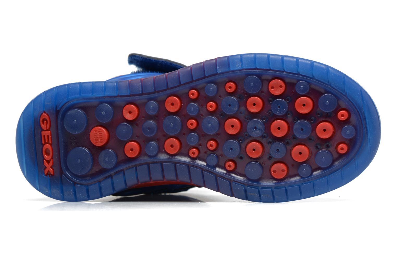 Sneakers Geox J Argonat B. B J7429B Blauw boven