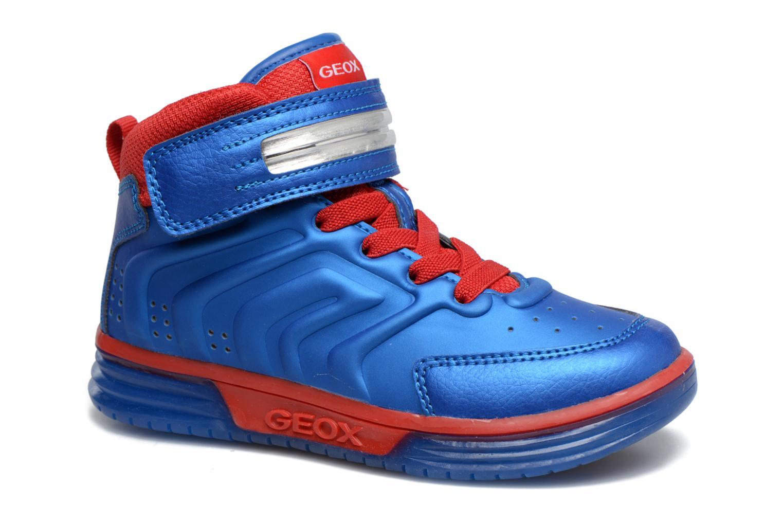 Sneakers Geox J Argonat B. B J7429B Blauw detail