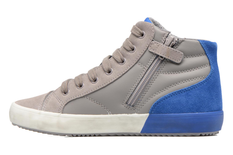 Sneakers Geox J Alonisso B. A J742CA Grijs voorkant