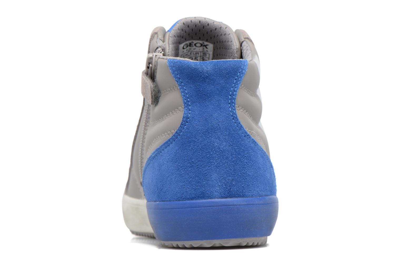 Sneakers Geox J Alonisso B. A J742CA Grijs rechts