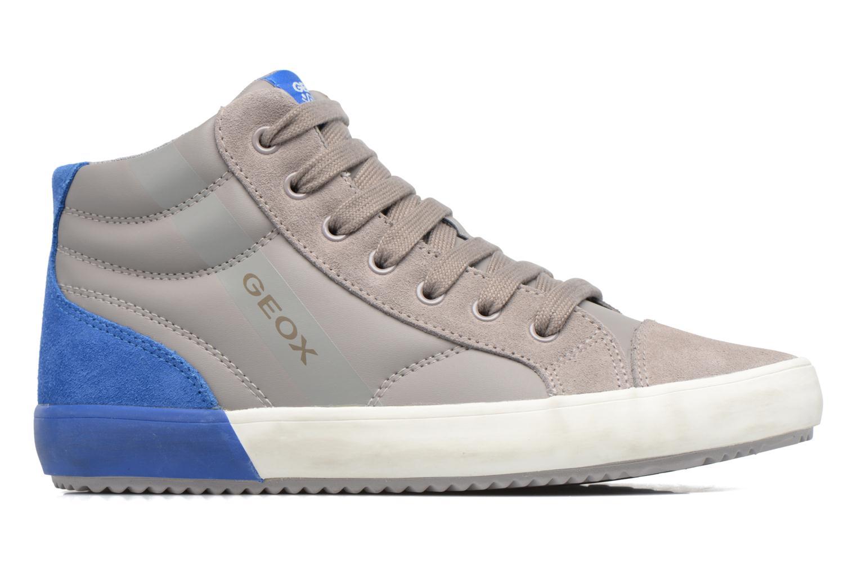 Sneakers Geox J Alonisso B. A J742CA Grijs achterkant