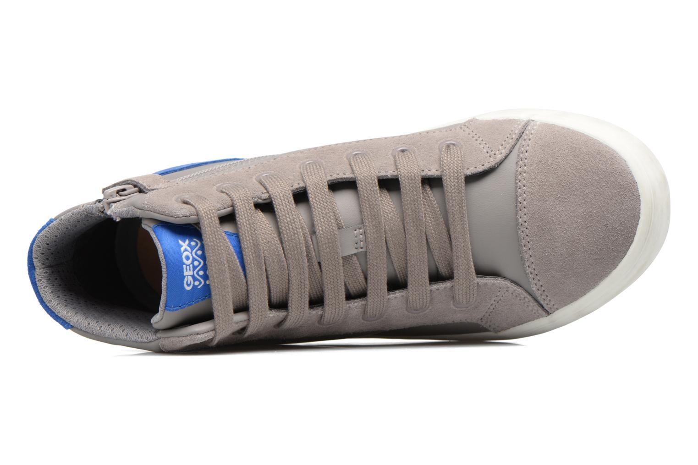 Sneakers Geox J Alonisso B. A J742CA Grijs links