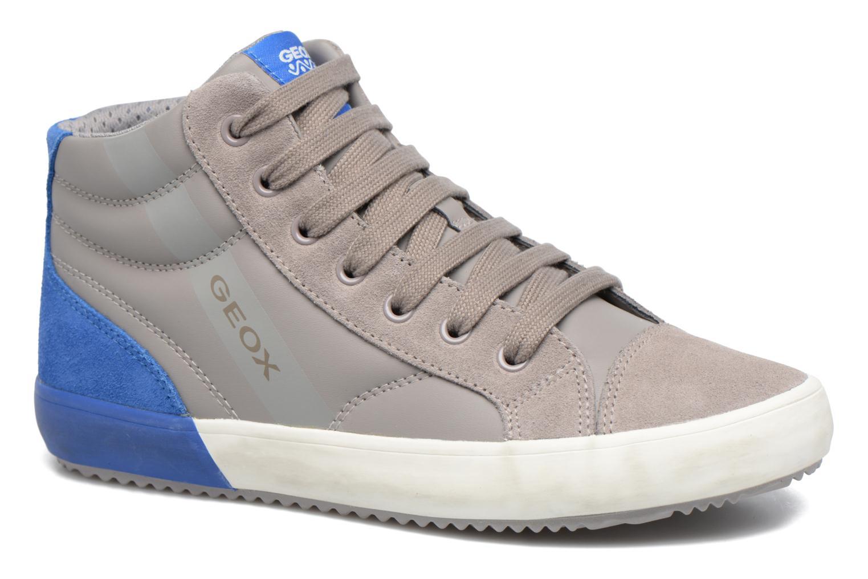Sneakers Geox J Alonisso B. A J742CA Grijs detail