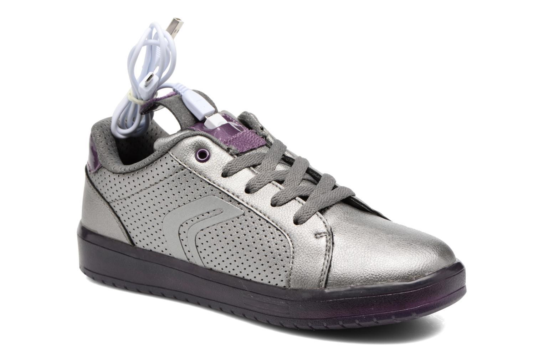 Sneakers Geox J Kommodor G.A J744HA Grijs 3/4'