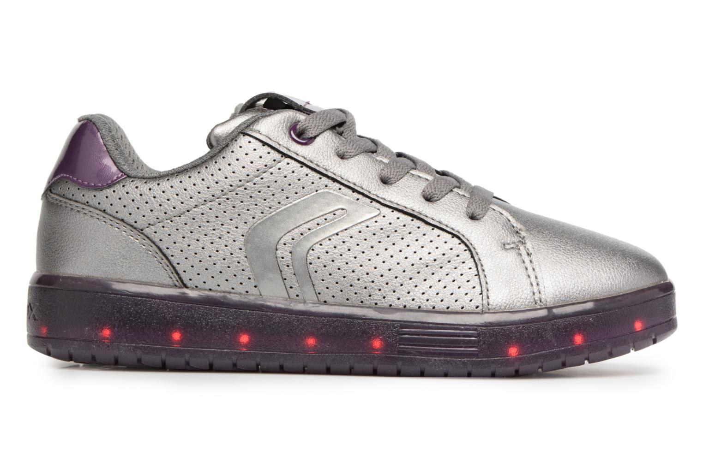Sneakers Geox J Kommodor G.A J744HA Grijs achterkant