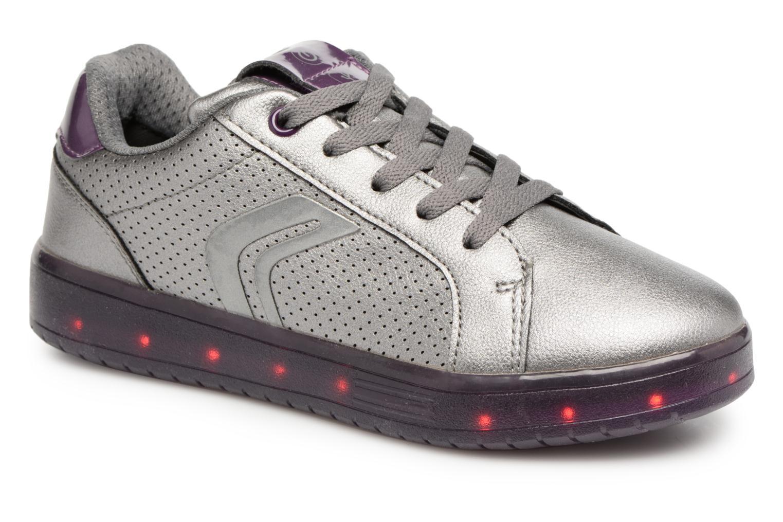 Sneakers Geox J Kommodor G.A J744HA Grijs detail