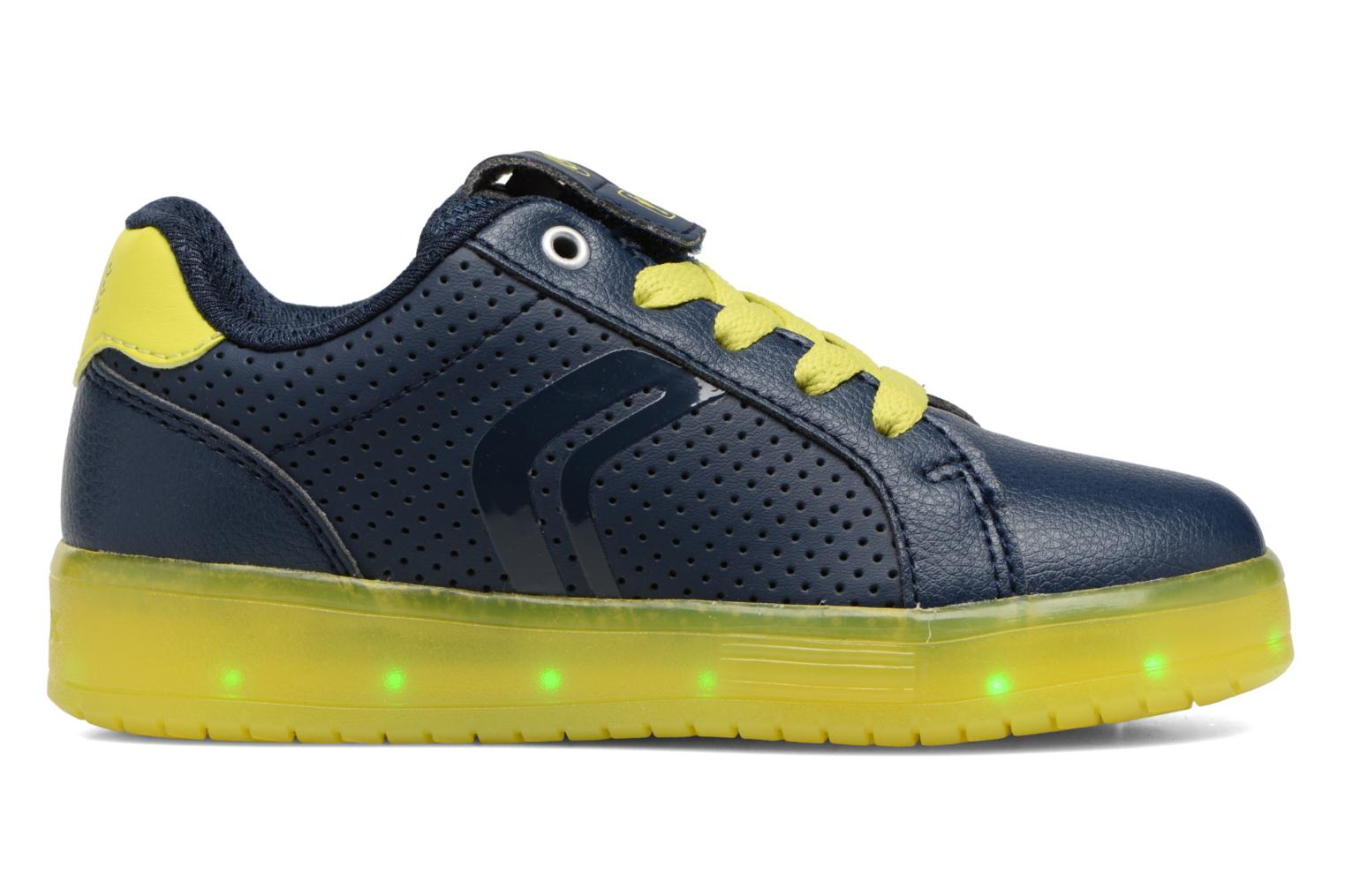 J Kommodor B.B J745PB Navy/Lime