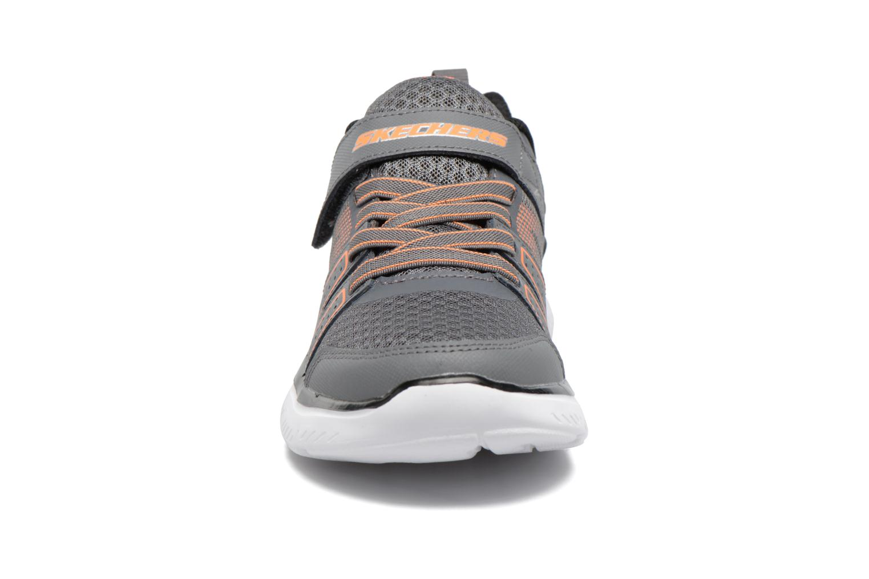 Chaussures de sport Skechers Flex Advantage 2.0 High Torqu Gris vue portées chaussures