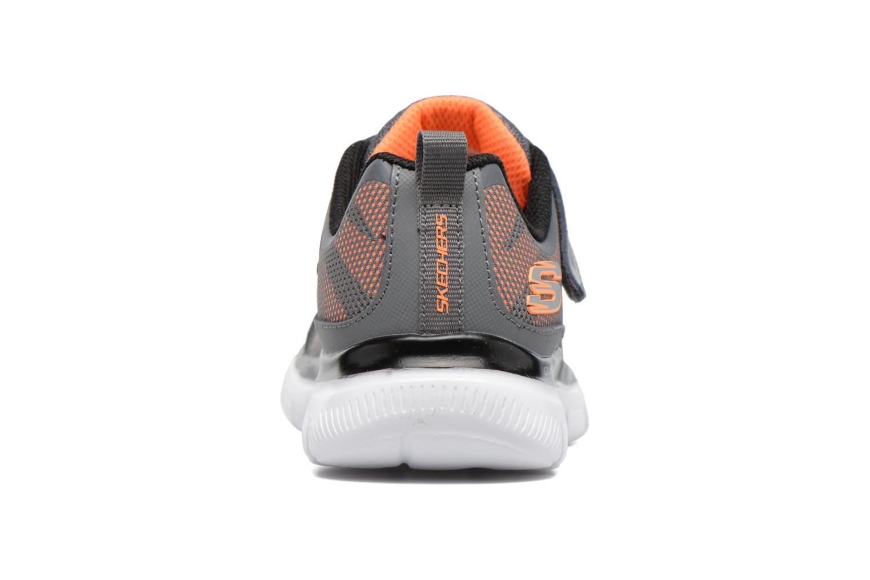 Chaussures de sport Skechers Flex Advantage 2.0 High Torqu Gris vue droite