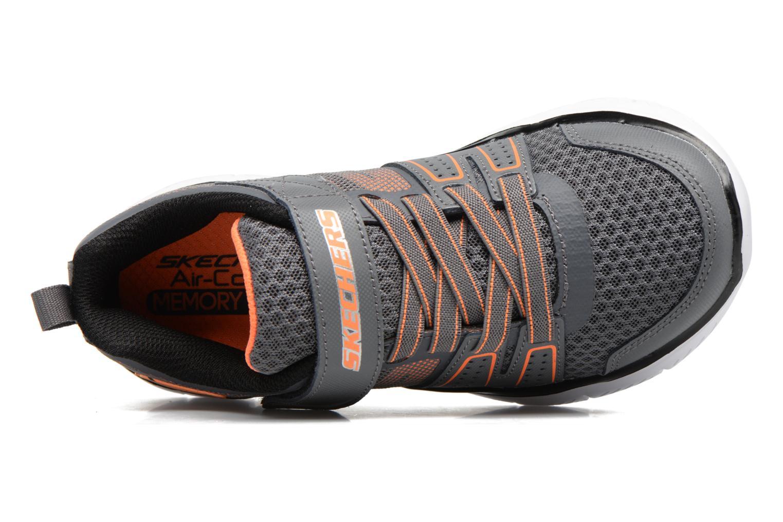 Chaussures de sport Skechers Flex Advantage 2.0 High Torqu Gris vue gauche