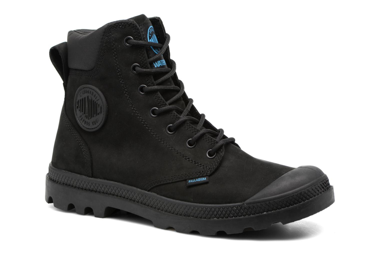 Pampa Cuff WP LUX Black