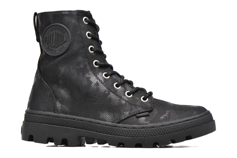 Bottines et boots Palladium Pallabosse OFF CVS Noir vue derrière