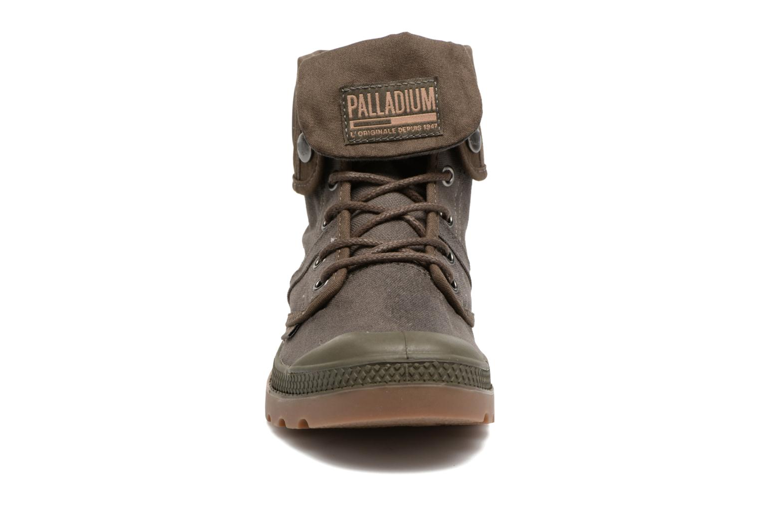 Pallabrouse BGY Wax Major Brown Mid Gum